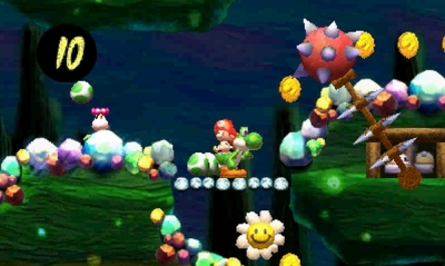 Yoshis New Island 1