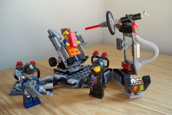 LEGO Melting Room